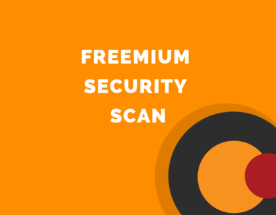Freemium Security Scan
