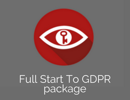"Art. A - Volledige Privacy Module: ""Start to GDPR"""