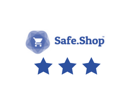 Safe.Shop - globaal keurmerk (niet-SafeShops.be leden)
