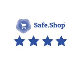 Safe.Shop **** 4 sterren (niet-SafeShops.be leden)