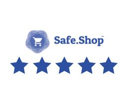 Safe.Shop ***** 5 sterren (niet-SafeShops.be leden)
